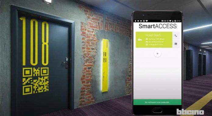 Smart Access Bticino