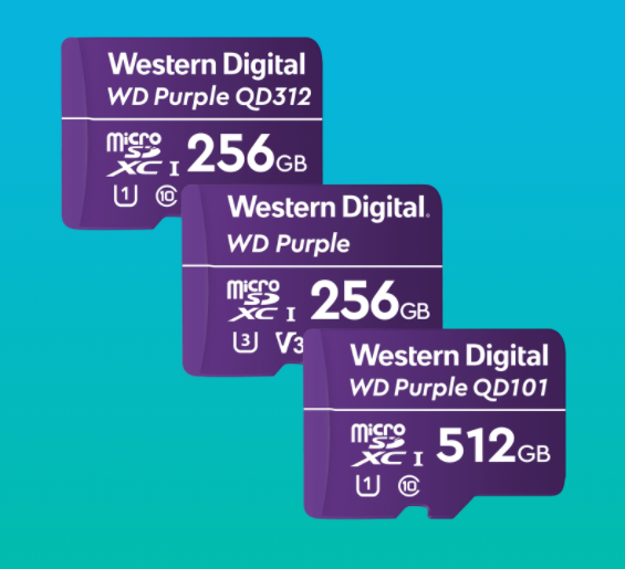 Western Digital_WD Purple
