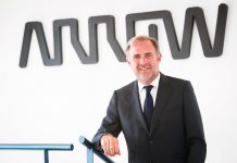 Alexis Brabant, VP Sales Arrow Enterprise Computing Solutions EMEA