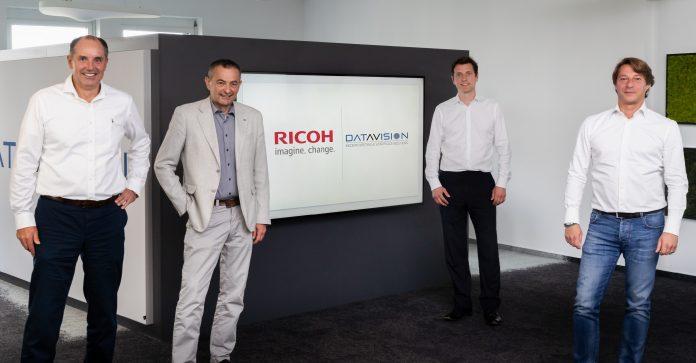 Ricoh acquisisce DataVision