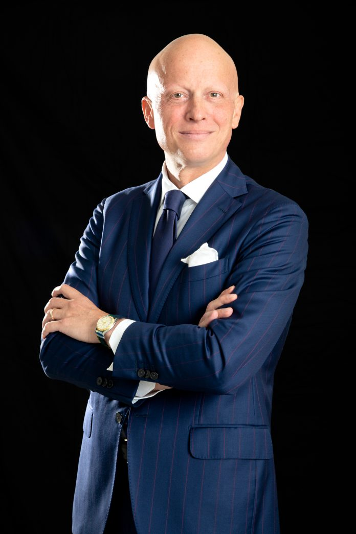 Stefano Nordio, Vice Presidente di D-Link Europe