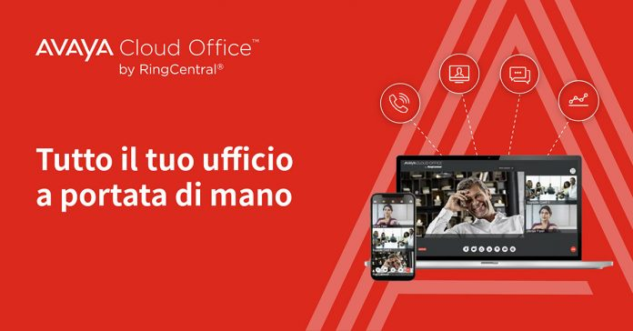 Avaya Cloud Office