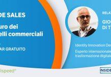 Webinar Inside Sales il futuro dei modelli commerciali