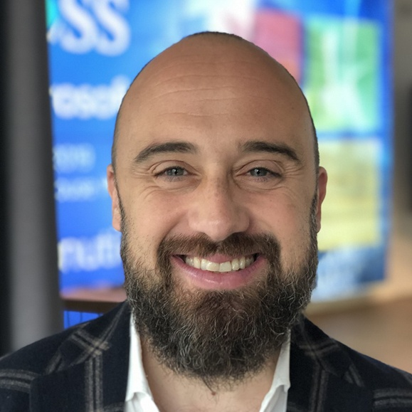 David Baldinotti, Business Unit Manager Software di Computer Gross