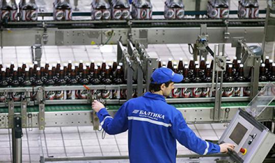 Generix Group_Baltika_Breweries