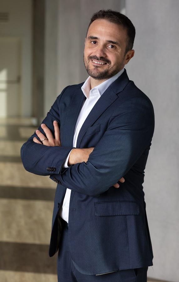 Fabio Santini, Direttore della Divisione One Commercial Partner di Microsoft Italia