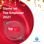 Konica Minolta_top employer 2021