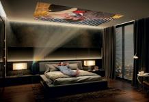 LG Home cinema_proiettori