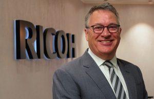 David Mills, Ricoh Europe