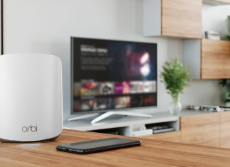 Netgear Orbi Wi-Fi 6 RBK353