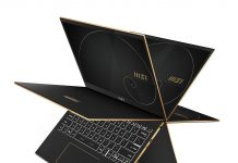 MSI SUmmit E13flip