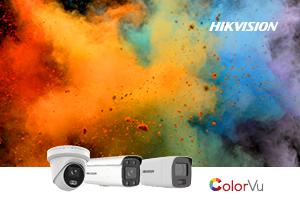 colorvu PRO hikvision