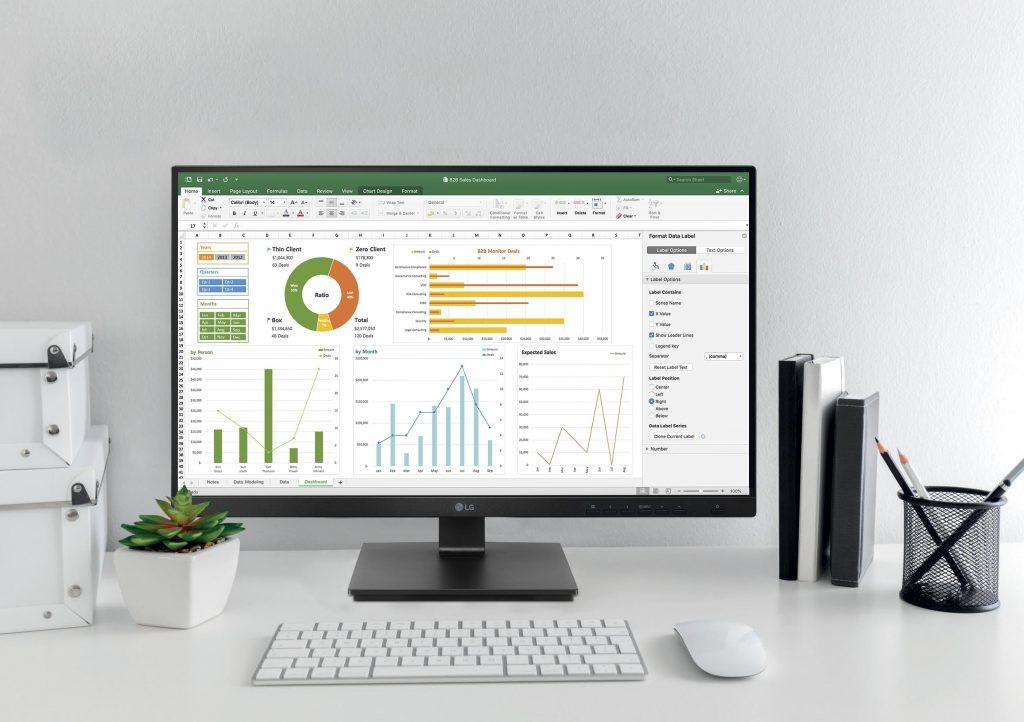 LG monitor BN650Y