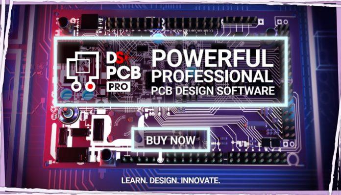 DesignSpark PCB PRO RS Components