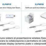 Epson presentazione wireless