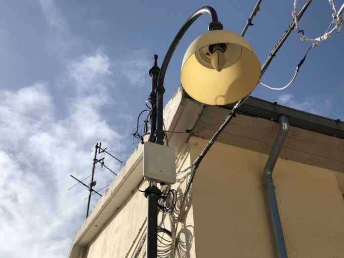 Wi-Fi Cambium Networks