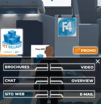 ICT Village Stand Faq400