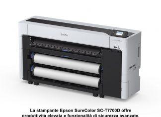 SureColor SC-T7700D Epson
