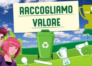 Ecolamp RAEE scuole