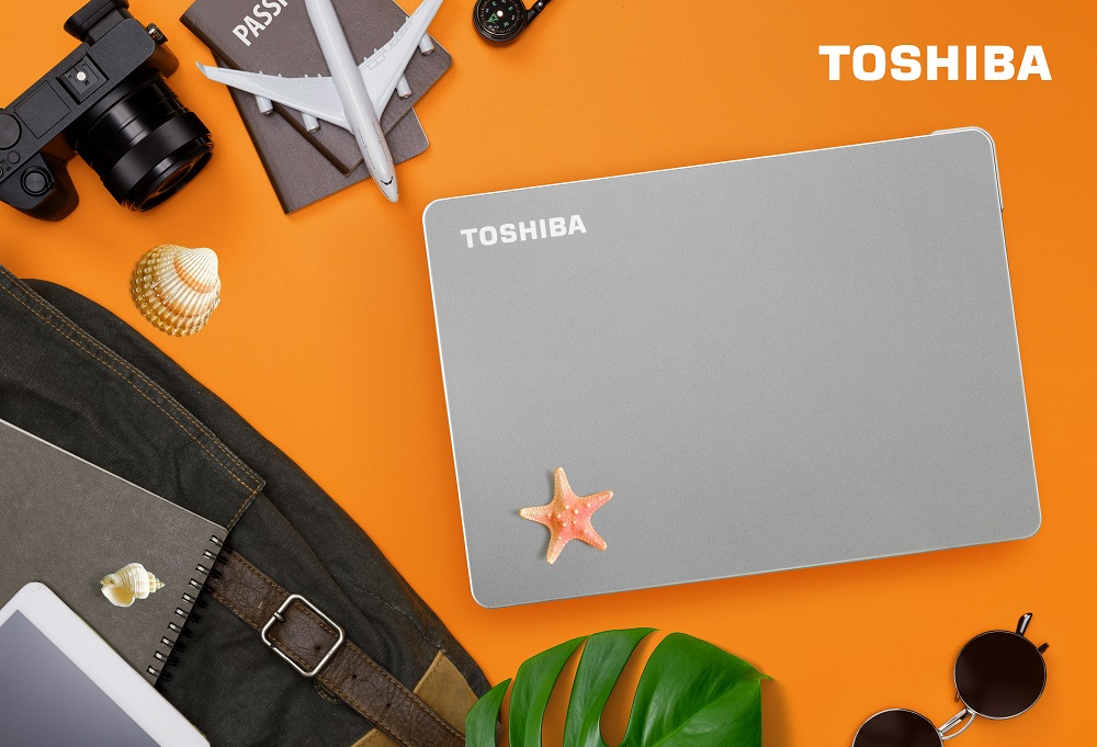 hard disk Toshiba Canvio Flex