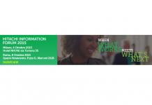Hitachi Information Forum 2015