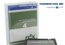 RDX Tandberg Data