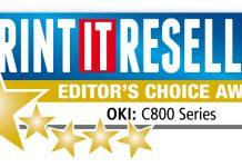 Editor's Choice: premiata la Serie C800 di stampanti OKI