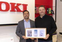 OKI_Europe_SENDYS_Award_PrintIT_Reseller
