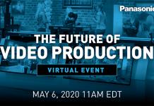 Panasonic Pro Video_The Future of Video Production - NAB 2020 Virtual Event